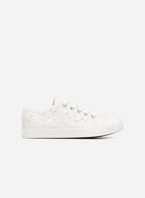 Sneakers Geox J CIAK G. F J7204F Wit achterkant