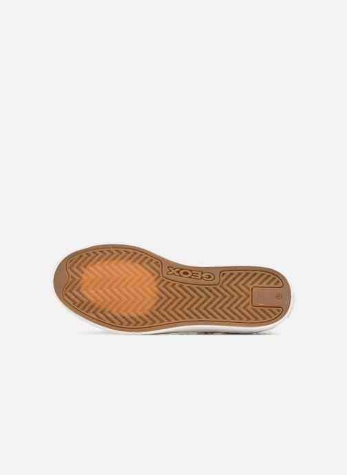 Sneakers Geox J CIAK G. F J7204F Wit boven