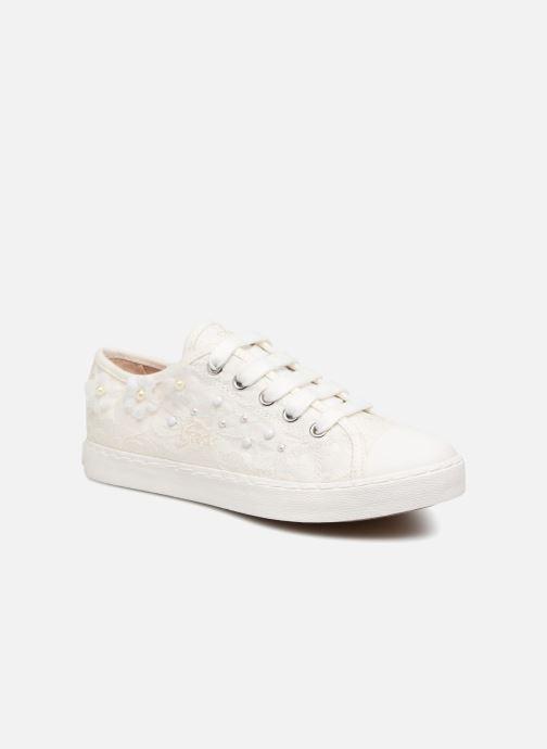 Sneakers Geox J CIAK G. F J7204F Wit detail
