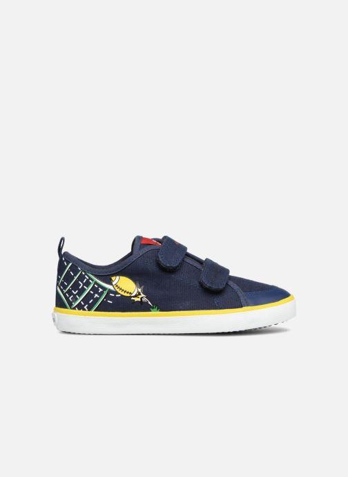 Sneakers Geox J KILWI B. S J72A7S Azzurro immagine posteriore
