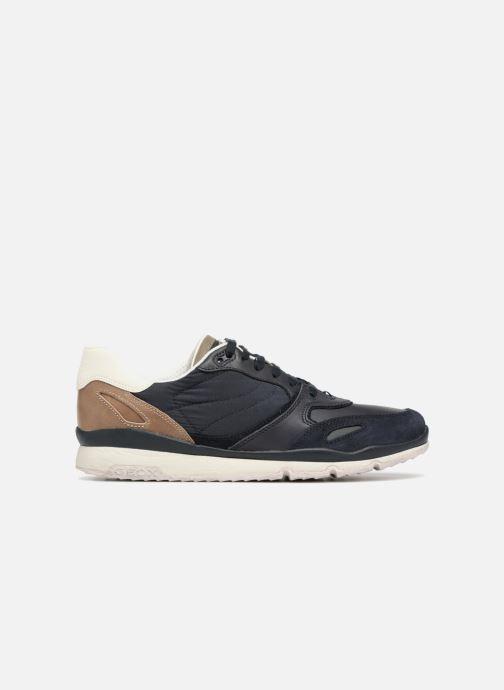 Sneakers Geox U SANDFORD A U72A6A Azzurro immagine posteriore