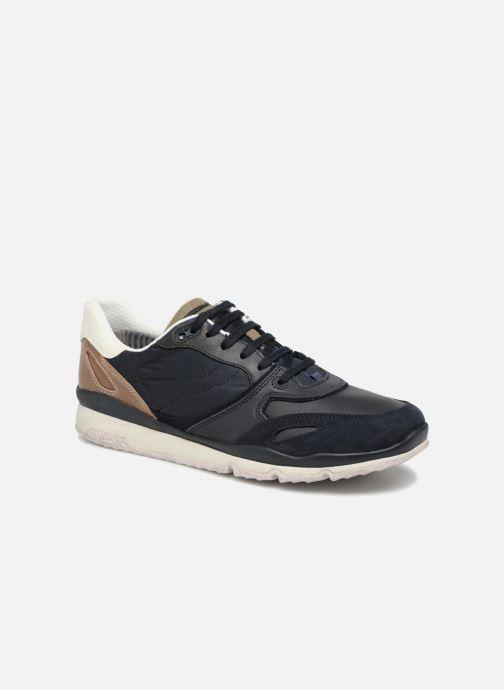 Sneakers Geox U SANDFORD A U72A6A Azzurro vedi dettaglio/paio