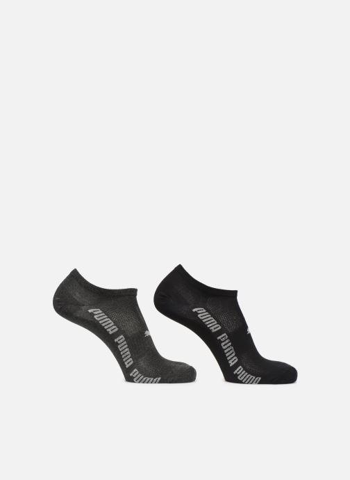 Strumpor och strumpbyxor Puma Socks SNEAKERS LUREX WOMEN LOT DE 2 Svart detaljerad bild på paret