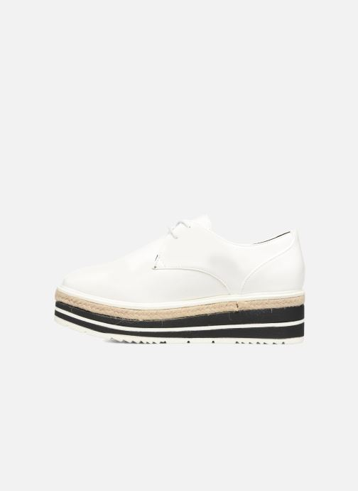 Lace-up shoes Coolway ACAI White front view