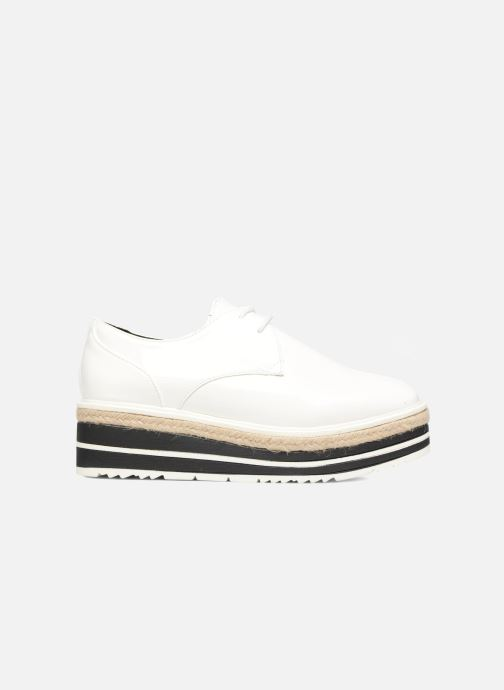 Lace-up shoes Coolway ACAI White back view