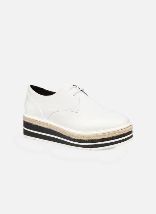 Lace-up shoes Coolway ACAI White detailed view/ Pair view