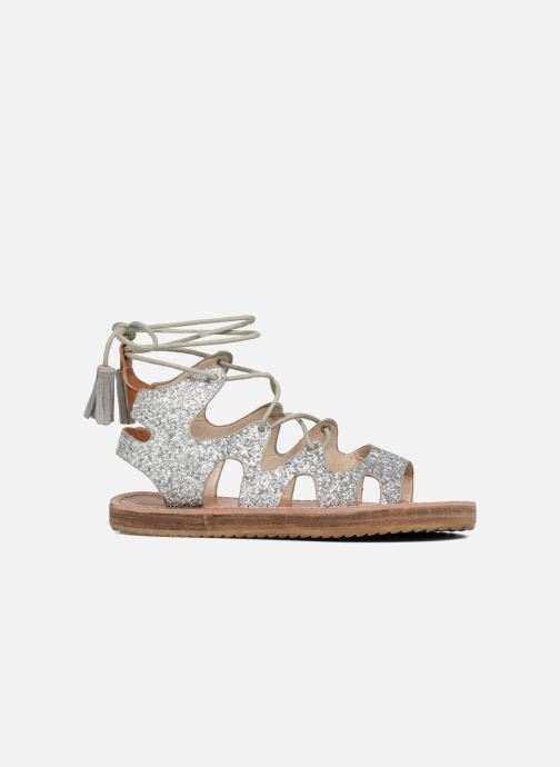 Sandals Coolway BOAVISTA Silver back view