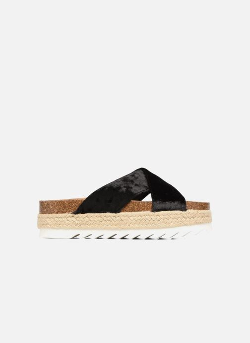 Mules & clogs Coolway COLIBRI Black back view