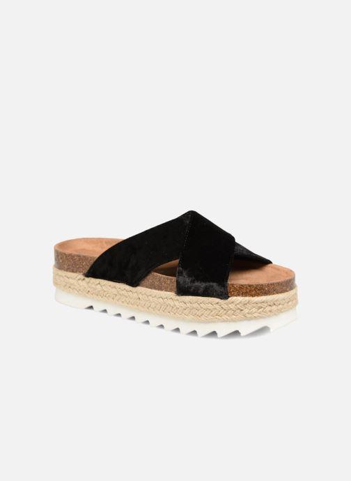 Clogs & Pantoletten Coolway COLIBRI schwarz detaillierte ansicht/modell