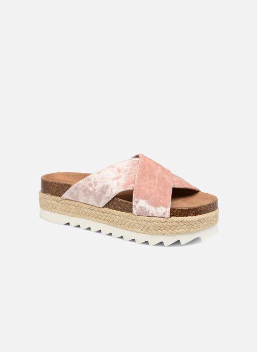 Clogs & Pantoletten Coolway COLIBRI rosa detaillierte ansicht/modell
