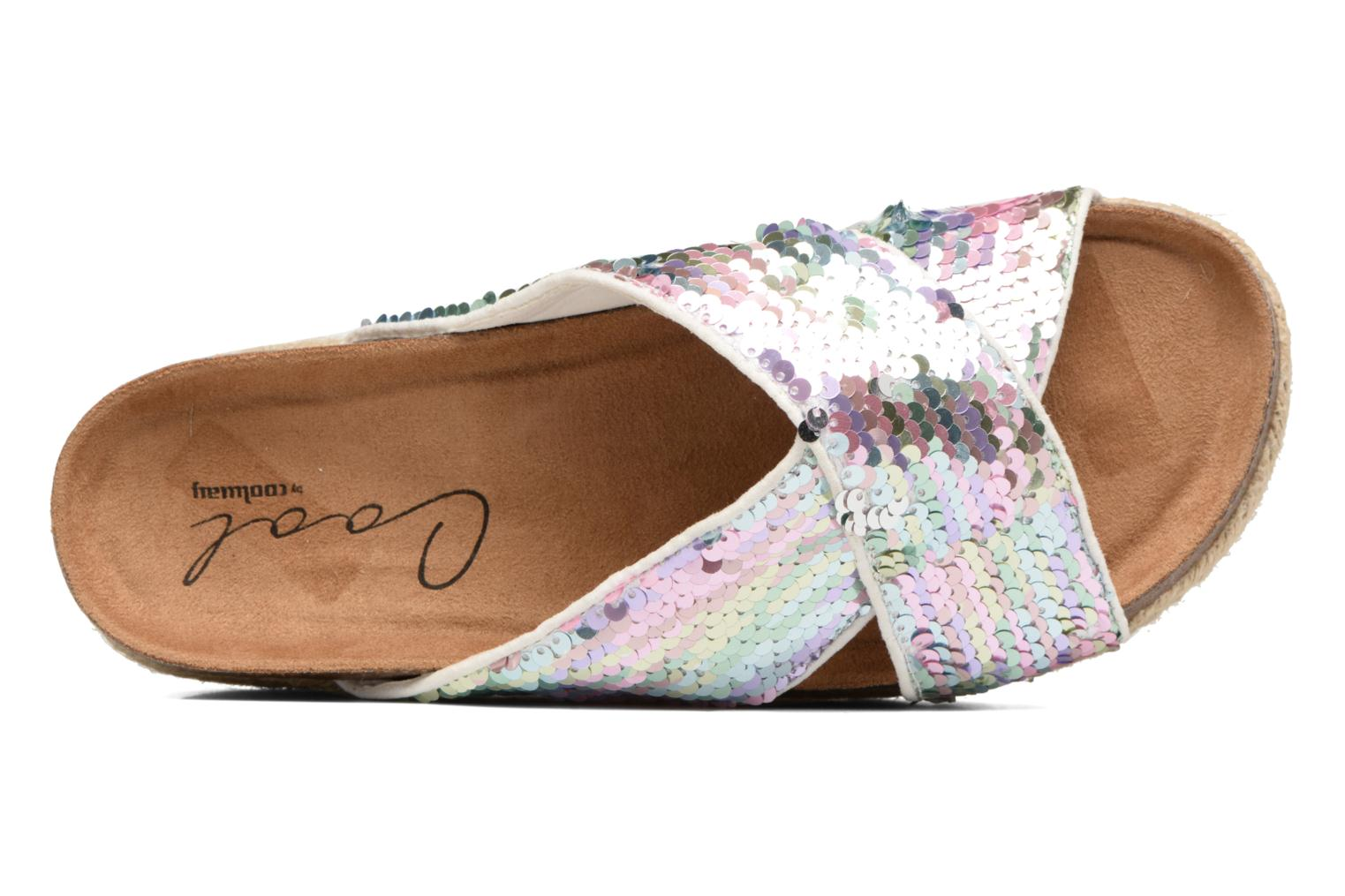 Wedges Coolway COLIBRI Wit links