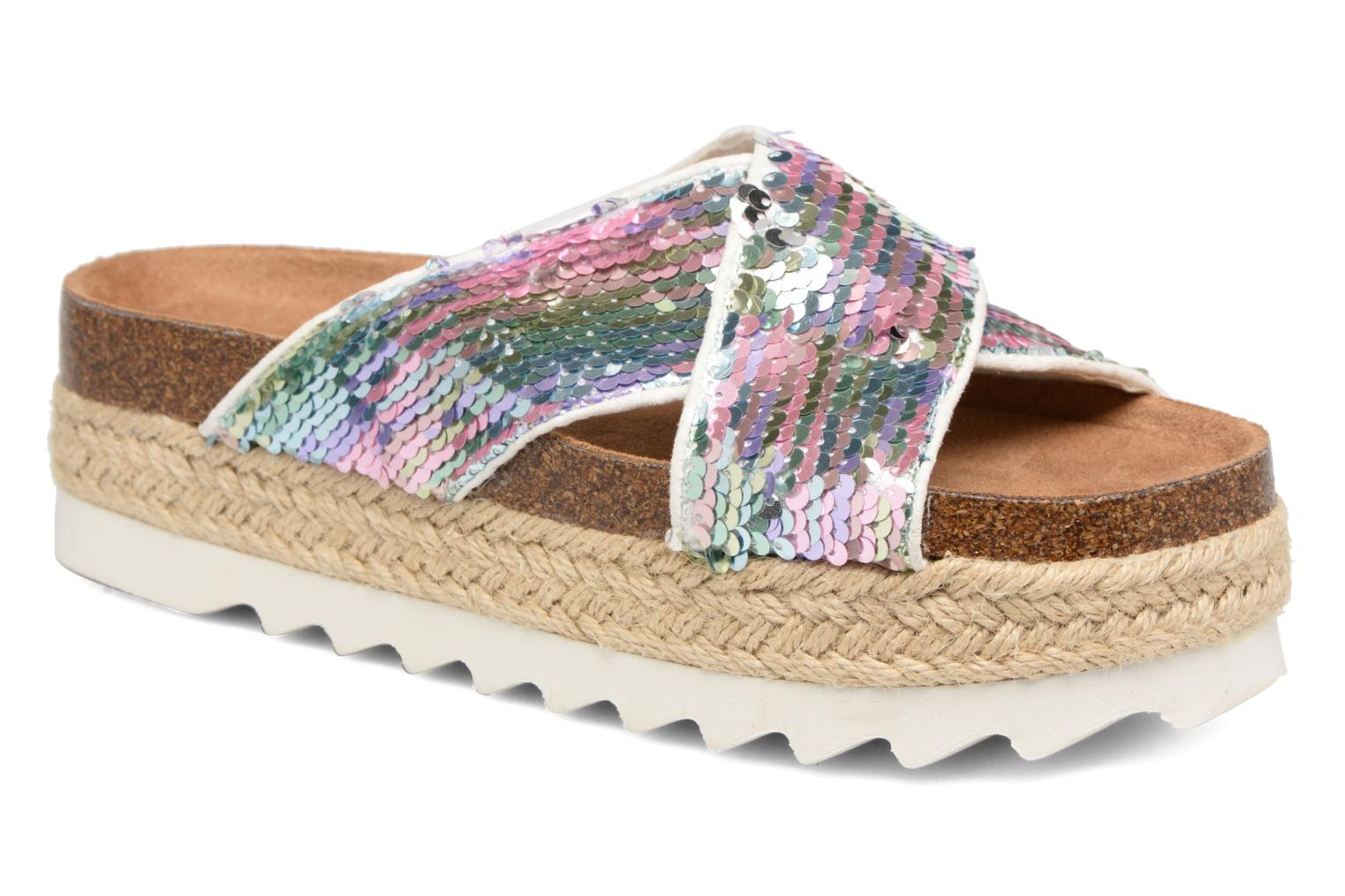 Wedges Coolway COLIBRI Wit detail