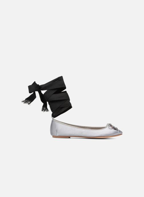 Ballet pumps Coolway CORAL Grey back view