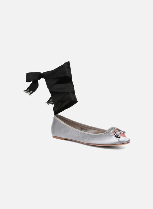 Ballerinaer Coolway CORAL Grå detaljeret billede af skoene