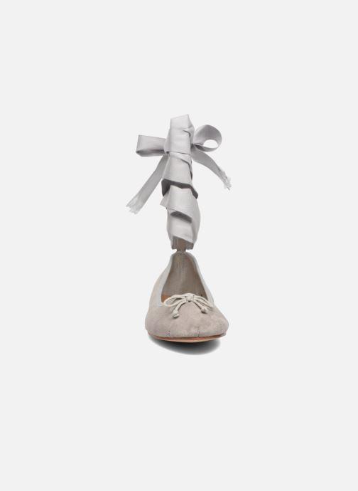 Ballet pumps Coolway CORAL Grey model view
