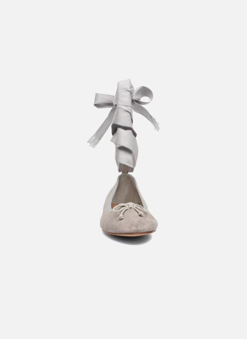 Ballerinas Coolway CORAL grau schuhe getragen