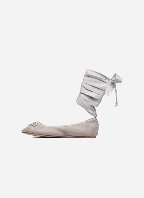 Ballerinas Coolway CORAL grau ansicht von vorne