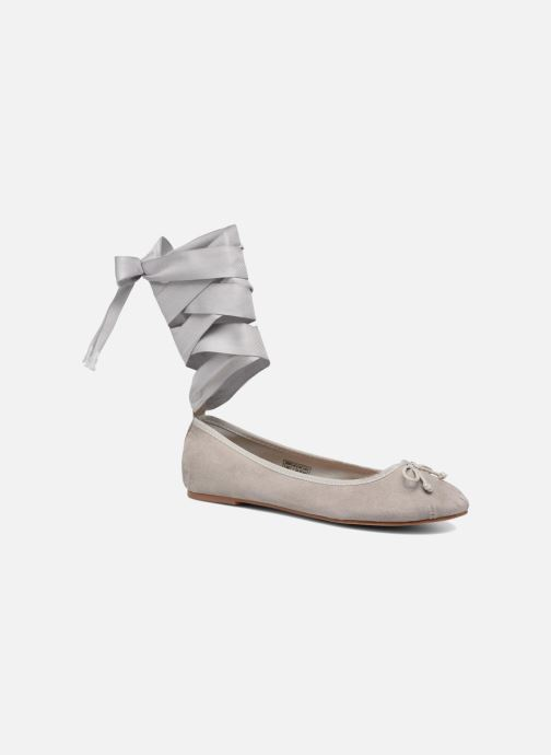 Ballet pumps Coolway CORAL Grey detailed view/ Pair view