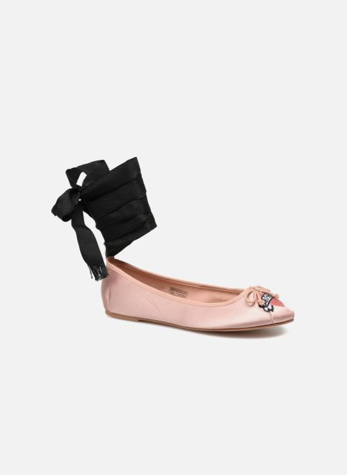 Ballet pumps Coolway CORAL Beige detailed view/ Pair view