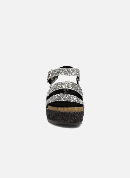 Sandals Coolway CUMBIA Silver model view