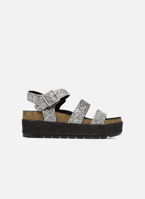 Sandals Coolway CUMBIA Silver back view