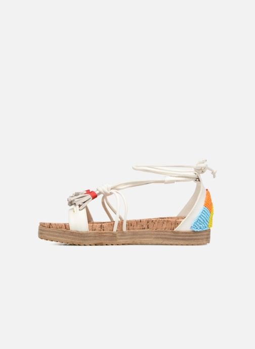 Sandals Coolway JAMAICA White front view