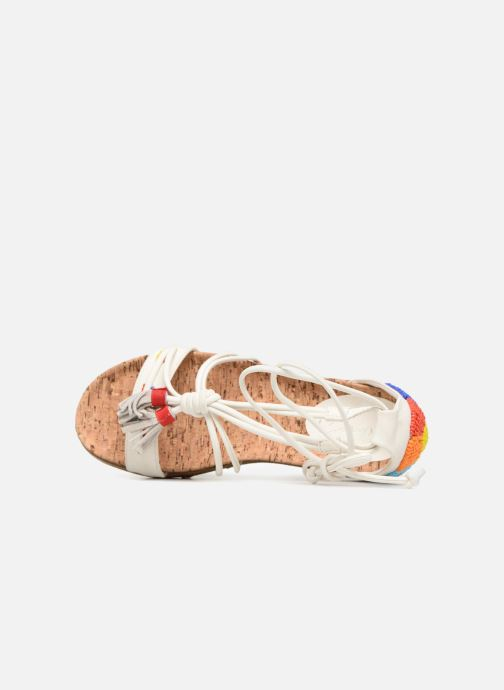 Sandals Coolway JAMAICA White view from the left