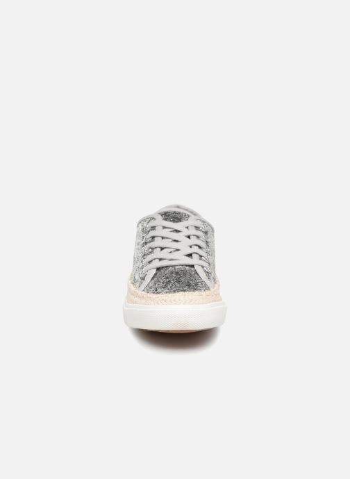 Baskets Coolway KELLY Argent vue portées chaussures
