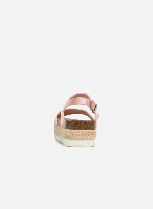 Sandals Coolway KOALA Pink view from the right