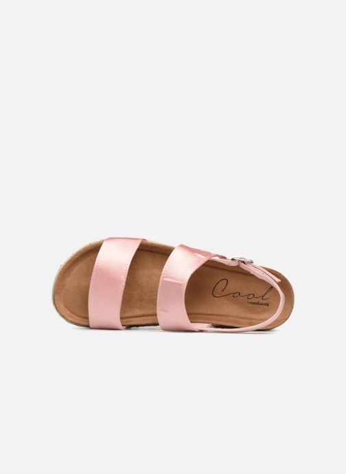Sandals Coolway KOALA Pink view from the left