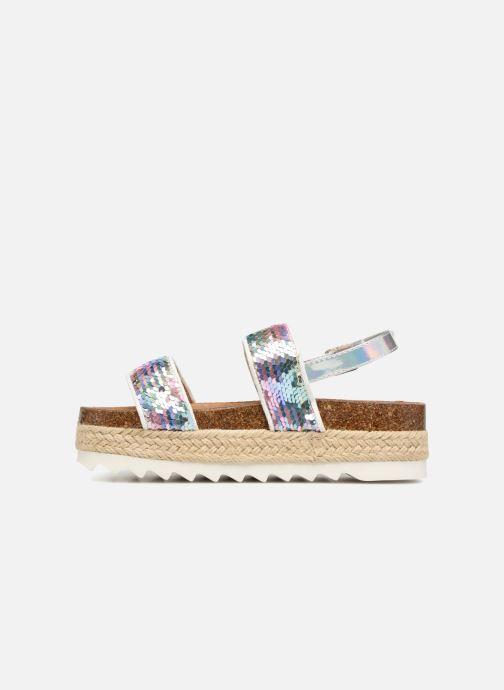 Sandales et nu-pieds Coolway KOALA Blanc vue face