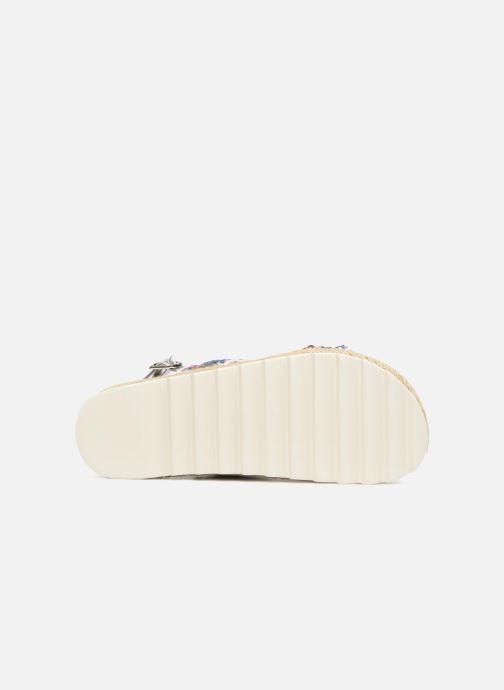 Sandales et nu-pieds Coolway KOALA Blanc vue haut