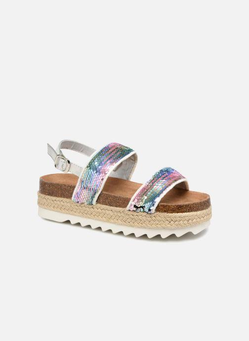 Sandales et nu-pieds Coolway KOALA Blanc vue détail/paire