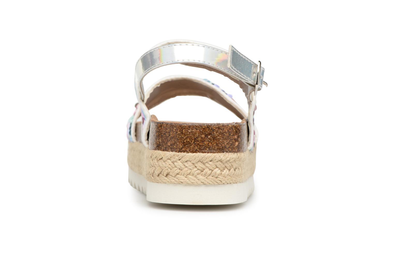 Sandalen Coolway KOALA Wit rechts