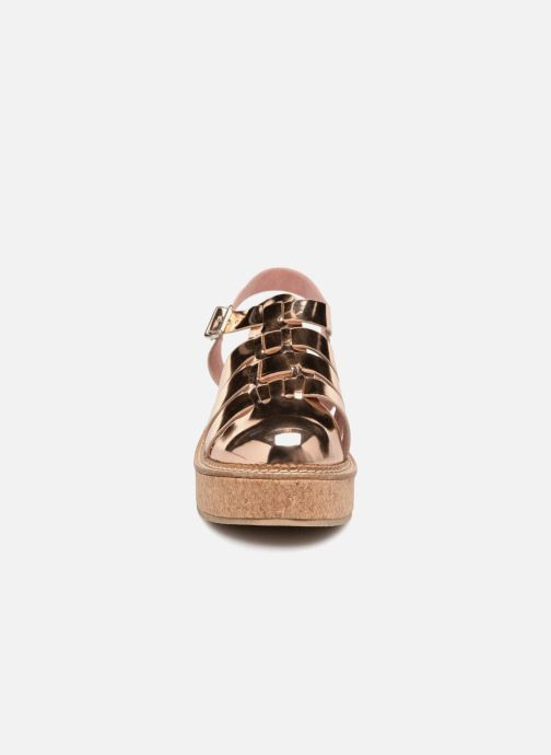 Sandaler Coolway PAPAYA Pink se skoene på