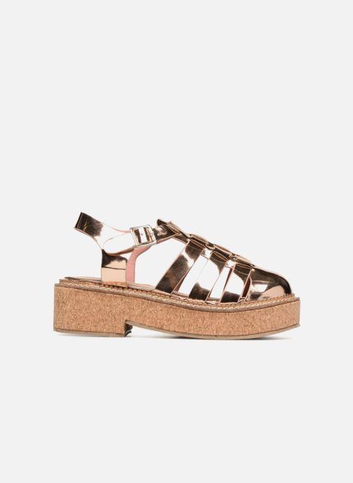 Sandales et nu-pieds Coolway PAPAYA Rose vue derrière