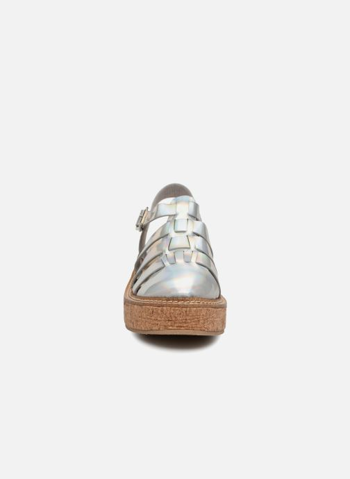 Sandals Coolway PAPAYA Silver model view