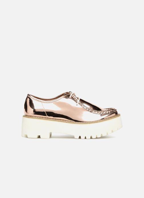 Zapatos con cordones Coolway PINEAPPLE Rosa vistra trasera