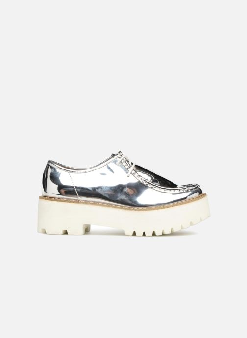 Lace-up shoes Coolway PINEAPPLE Silver back view
