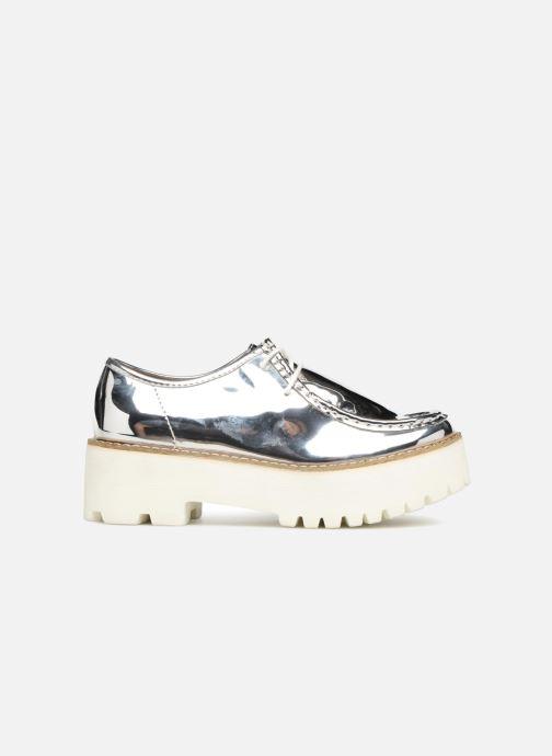 Chaussures à lacets Coolway PINEAPPLE Argent vue derrière