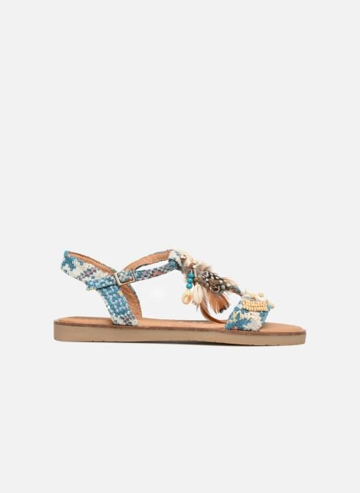 Sandals Coolway TEQUILA Multicolor back view
