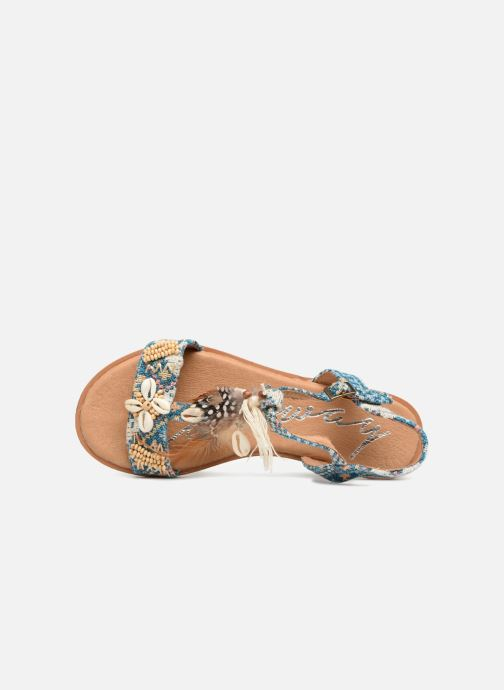 Sandals Coolway TEQUILA Multicolor view from the left
