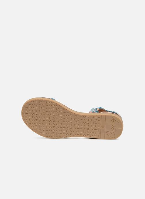 Sandals Coolway TEQUILA Multicolor view from above