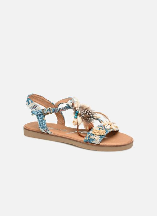Sandals Coolway TEQUILA Multicolor detailed view/ Pair view