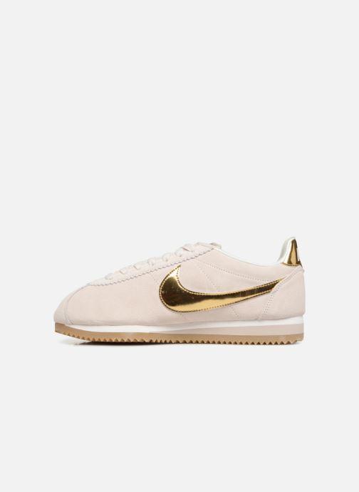 Sneaker Nike Wmns Classic Cortez Se grau ansicht von vorne
