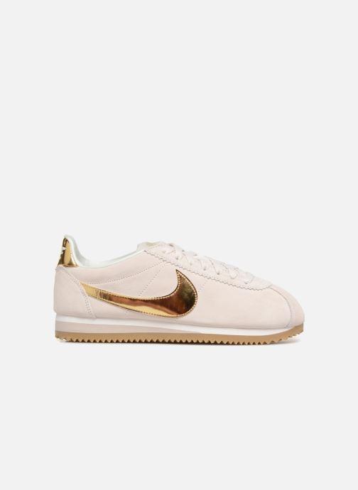 Sneaker Nike Wmns Classic Cortez Se grau ansicht von hinten