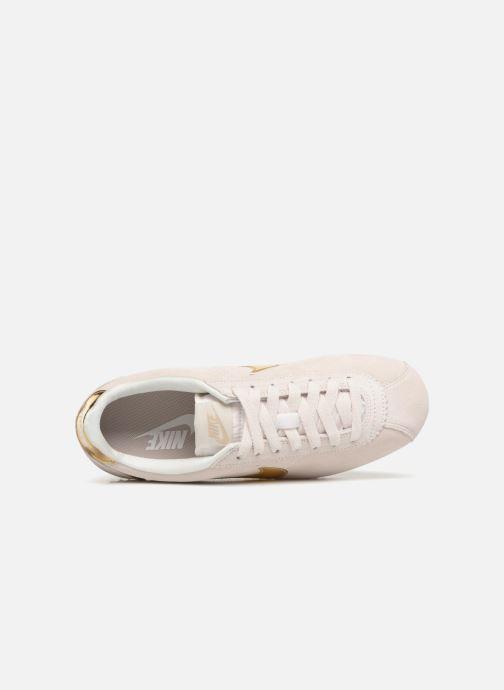 Sneaker Nike Wmns Classic Cortez Se grau ansicht von links