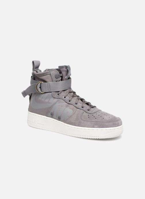 Sneaker Nike Sf Af1 Mid grau detaillierte ansicht/modell