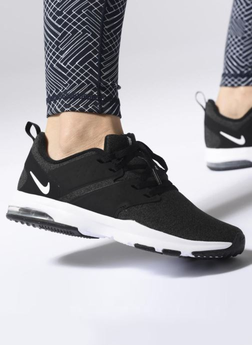 finest selection 9be66 4bd38 Sport shoes Nike Wmns Nike Air Bella Tr Black view from underneath   model  view