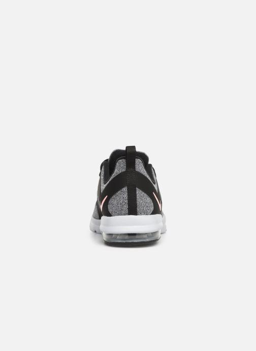 Zapatillas de deporte Nike Wmns Nike Air Bella Tr Negro vista lateral derecha